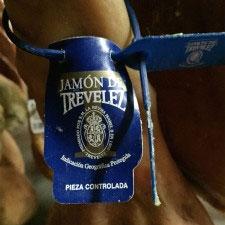 IGP Jamón de Trevélez por Pilar Álvarez