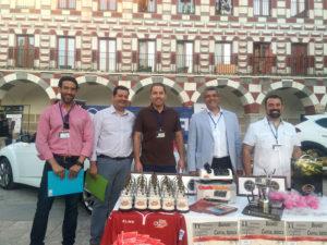 Jurado II Concurso de Cortadoras y Cortadores de Jamón Badajoz Capital Ibérica