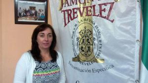 Pilar Álvarez, presidenta IGP Jamón de Trevélez
