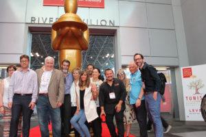 Presentación Producto Ganador de SOFI Awards en 2016