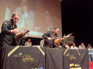 Concurso al Mejor Jamón DOP Los Pedroches, apertura y loncheado de los jamones