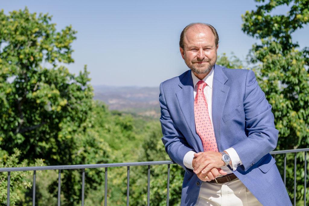 Presidente DOP Jabugo Guillermo García-Palacios