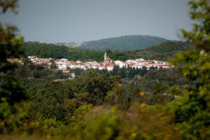 Jabugo, población de Huelva