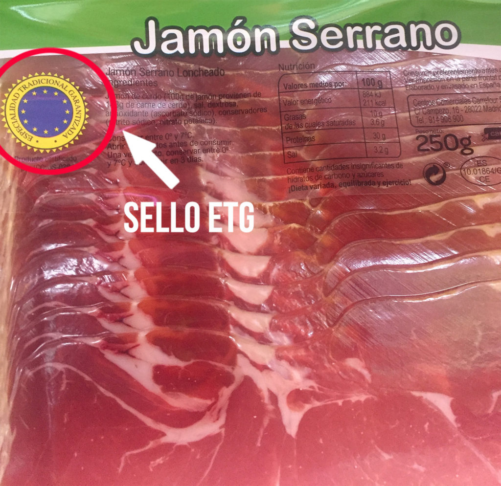 Jamón Serrano