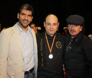 Anselmo Pérez Ganador Campeonato España 2011