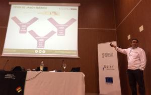 Jornada Formativa sobre el mundo del jamón en el CDT de Castellón