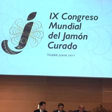 Se clausura el IX Congreso Mundial del Jamón Curado en Toledo