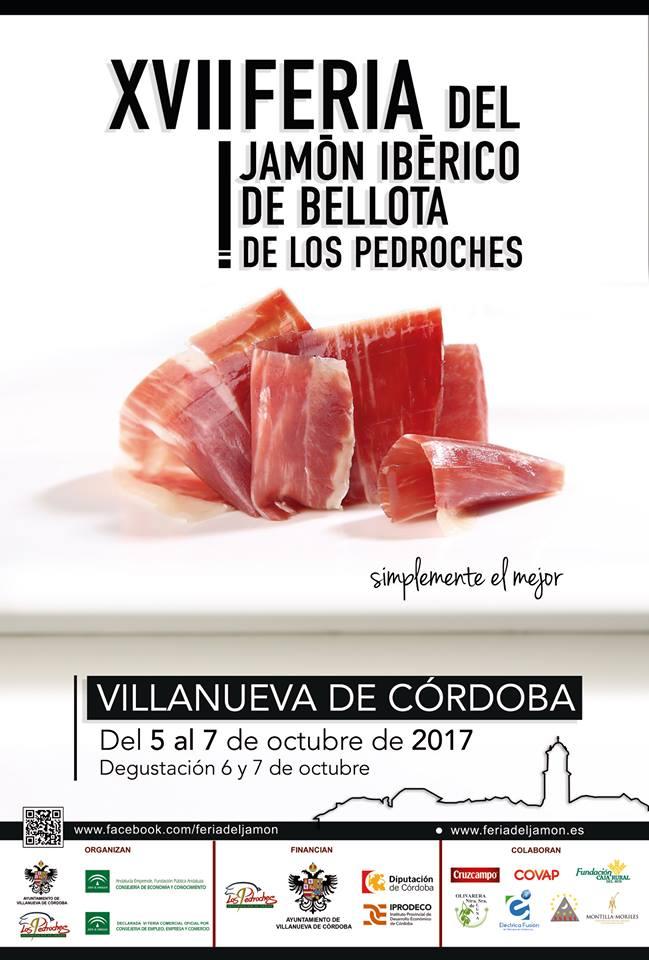 XVII Feria del Jamón Ibérico Los Pedroches
