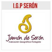 I.G.P Jamón de Serón