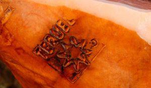 Estrella Marcada en la corteza de los productos DO Jamón de Teruel