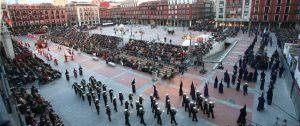 Procesión General en Valladolid