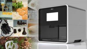 Impresora 3D Alimentos