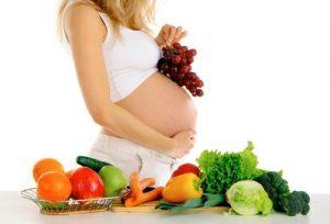 10 Mejores alimentos embarazadas