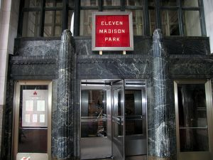 Eleven Madison Park. New York, EEUU.