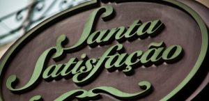 Santa Safisfação'