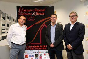 "I Concurso de Cortadores de Jamón Ciudad de León ""Agustín Risueño"""
