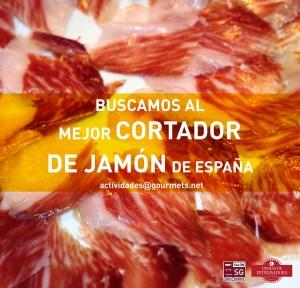 XXIII Concurso de Cortadores de Jamón Dehesa de Extremadura Salón Gourmets 2016