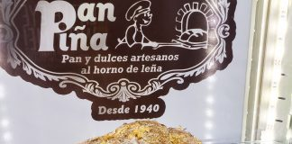 El pan más caro del mundo con polvo de oro