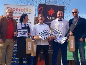 """I Concurso Nacional de Cortadores de Jamón """"Los Navalucillos"""""""