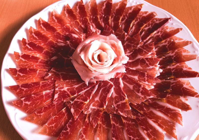 Entrevista a roberto gonz lez santalla cortador de - Platos con jamon iberico ...