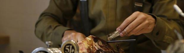 Entrevista a Roberto González Santalla Cortador de Restaurante 5J Madrid