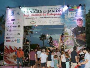 Certamen Mundial Jamón Popi Ciudad Estepona