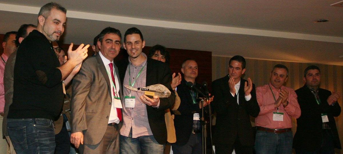 AGACUJ entrega de premios y reconocimientos