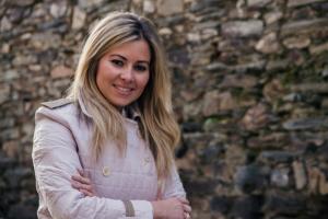 Laura Vicente Directora de Marketing de la Denominación Origen Protegida Guijuelo
