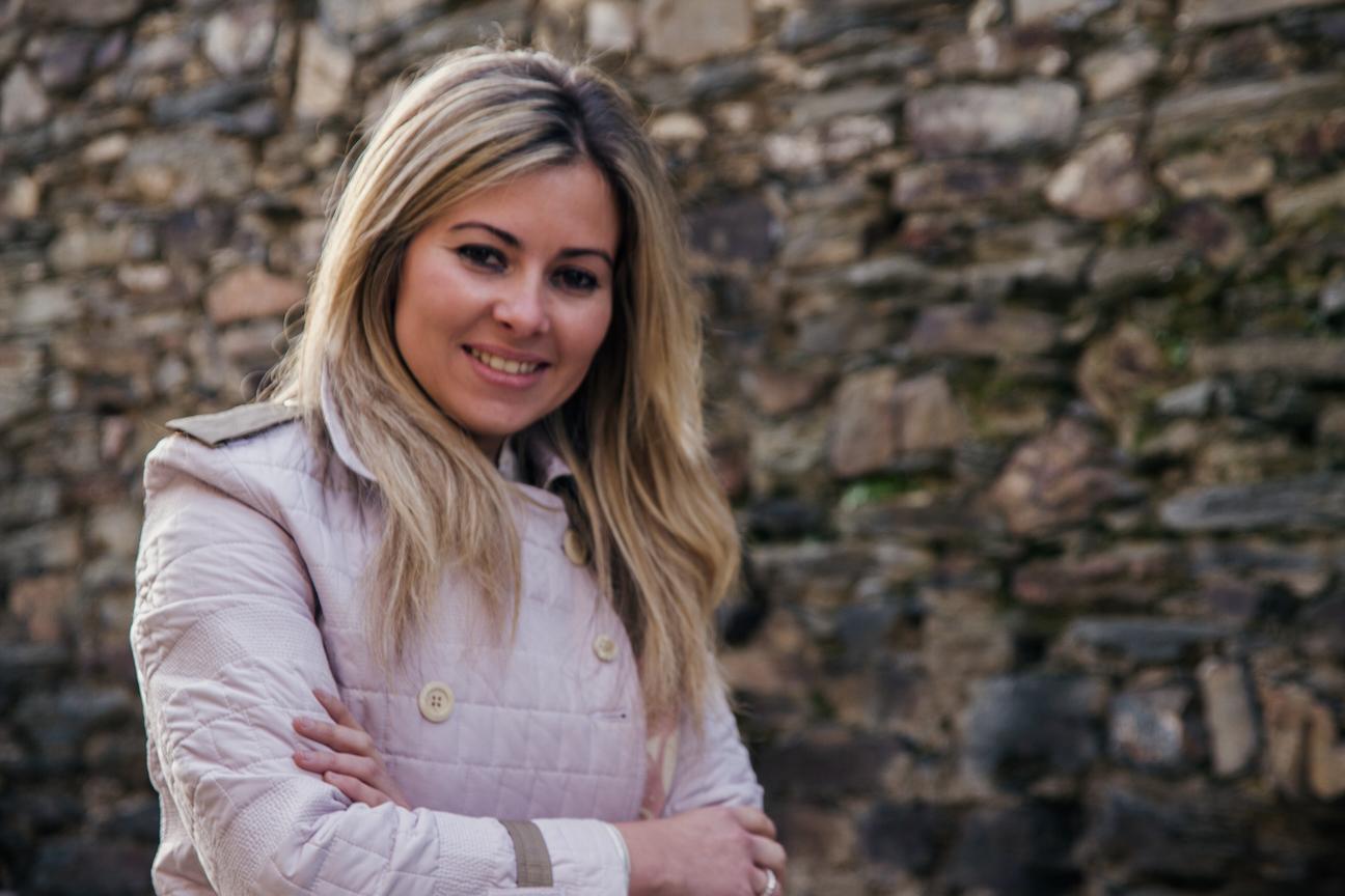 Laura Vicente Directora de Marketing de la Denominación de Origen Protegida Guijuelo