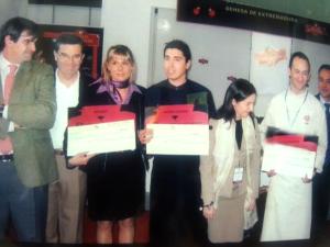 Concurso Cortadores Salón de Gourmets 2008