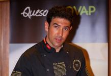 Fran Robles cortador de jamón