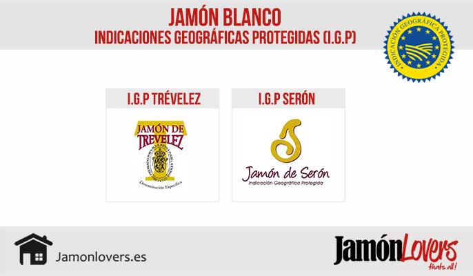 Indicaciones Geográficas Protegidas Jamón Blanco