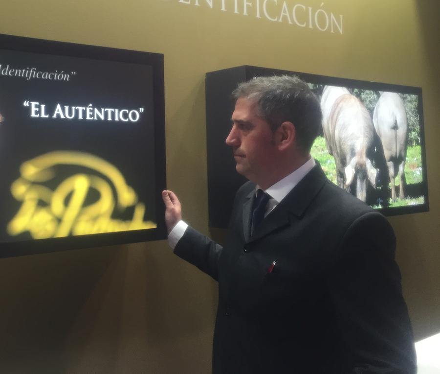 Juan Luis Ortiz Secretario General de la Denominación de Origen Protegida Los Pedroches
