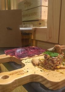 El Corte y La Burbuja Burgos: Steak Tartar de Jamón Ibérico y Caviar de Waygu