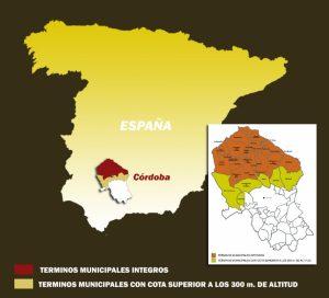 Territorio Denominación de Origen Los Pedroches