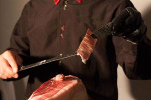 Art Iberic cortadores jamon barcelona