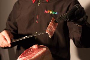 Art Ibèric, cortadores jamón Barcelona