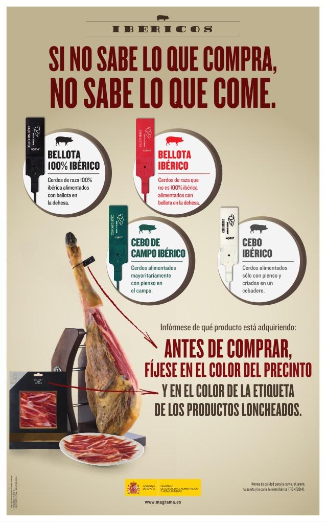 Norma de Calidad del Jamón Ibérico 2014