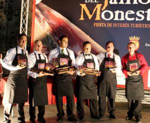 XVIII Concurso de Cortadores de Jamón de Monesterio