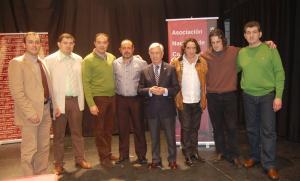 Campeonato Nacional Cortadores de jamón 2009