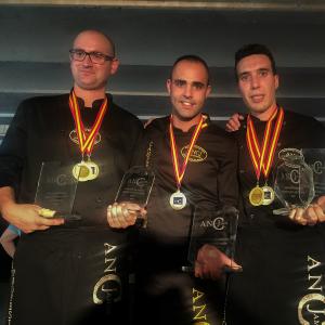Pablo Montiel nuevo Campeón de España de corte de jamón
