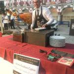 Antonio Escribano II Concurso de Cortadoras y Cortadores de Jamón Badajoz Capital Ibérica