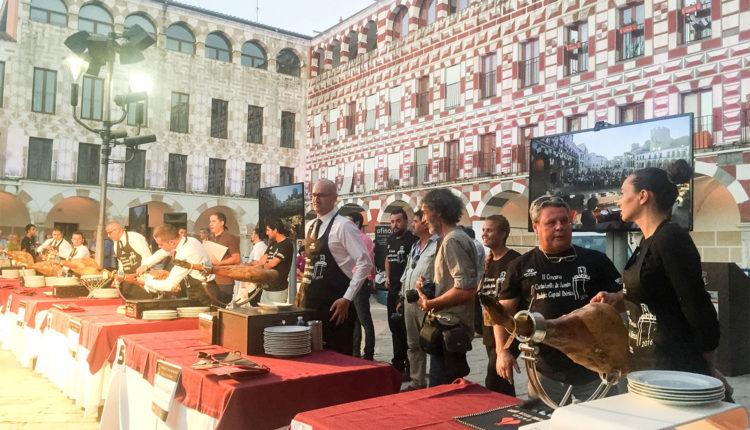 concurso-cortadores-de-jamon-badajoz-capital-iberica-jamonlovers
