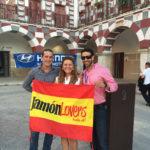 II Concurso de Cortadoras y Cortadores de Jamón Badajoz Capital Ibérica