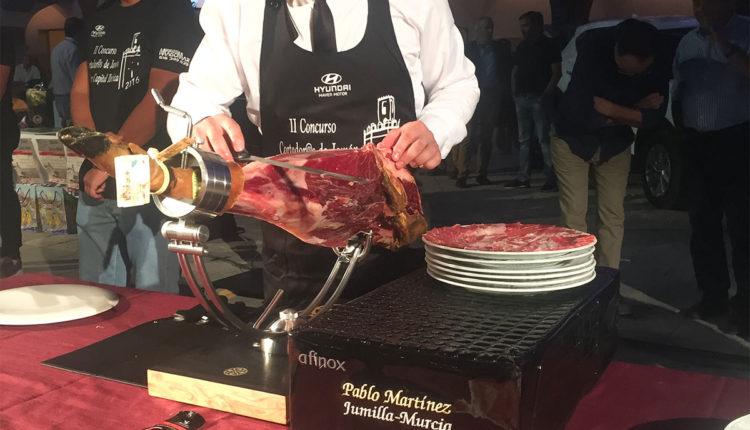pablo-martinez-ii-concurso-cortadores-de-jamon-badajoz-capital-iberica-jamonlovers