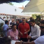 IV Encuentro de Cortadores de Jamón en la Feria del Jamón de Villanueva de Córdoba