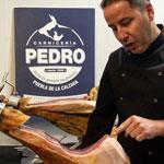 Cómo eliminar la curva del jamón, Pedro José Pérez Casco