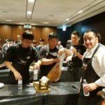 Curso de Iberko de la mano de José Sol sobre cultura y corte del jamón en Corea