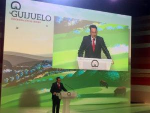 Juan Carlos González Presidente DOP Gujiiuelo