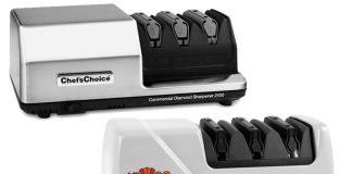 Máquinas afilado cuchillos